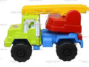 Детская игровая машинка «Пожарная», 05-510MG-074, купить