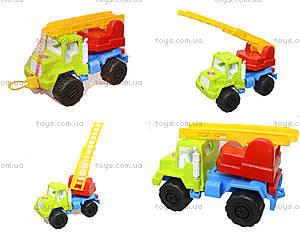 Детская игровая машинка «Пожарная», 05-510MG-074