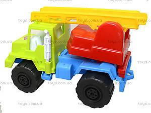 Детская игровая машинка «Пожарная», 05-510MG-074, игрушки