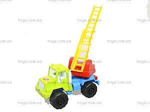 Детская игровая машинка «Пожарная», 05-510MG-074, детские игрушки