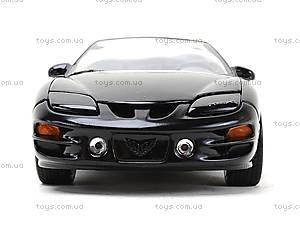 Машинка Pontiac Firebid 2001, 22420W, фото