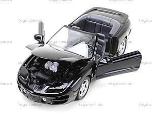 Машинка Pontiac Firebid 2001, 22420W, цена