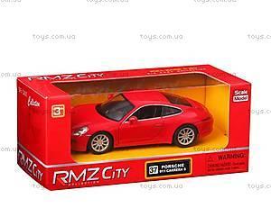 Коллекционная машинка Porsche 911 Carrera, 554010