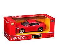 Коллекционная машинка Porsche 911 Carrera, 554010, отзывы
