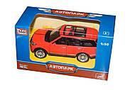 Машинка Range Rover из серии «Автопарк» (красная), 6524WC, купить