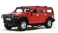 Лицензионная радиоуправляемая машинка Meizhi Hummer H2, MZ-2056r, купить