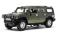 Машина на радиоуправлении Meizhi Hummer H2, MZ-2056g, отзывы
