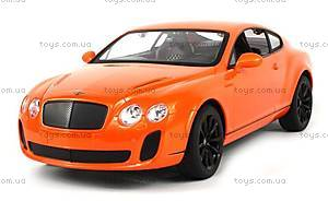 Лицензионная машина р/у Meizhi Bentley Coupe, MZ-2048o