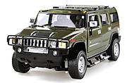 Машинка р/у Meizhi Hummer H2, MZ-2026g, фото