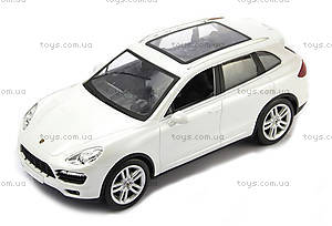 Машина радиоуправляемая Meizhi Porsche Cayenne, MZ-2045w