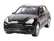 Машинка р/у 1:14 Meizhi Porsche Cayenne черный, MZ-2045b, отзывы