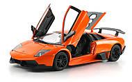 Металлическая машина на радиоуправлении Meizhi Lamborghini LP670-4 SV, MZ-2152o, фото