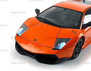 Металлическая машина на радиоуправлении Meizhi Lamborghini LP670-4 SV, MZ-2152o, отзывы