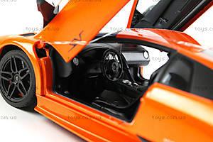 Металлическая машина на радиоуправлении Meizhi Lamborghini LP670-4 SV, MZ-2152o, игрушки