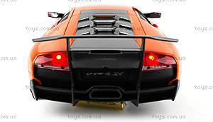 Металлическая машина на радиоуправлении Meizhi Lamborghini LP670-4 SV, MZ-2152o, магазин игрушек