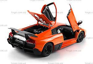 Металлическая машина на радиоуправлении Meizhi Lamborghini LP670-4 SV, MZ-2152o, toys
