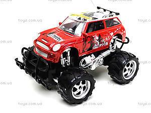 Машинка на радиоуправлении «Супергонка», С555-14-15-10, детские игрушки