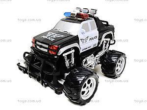 Радиоуправляемая машинка «Полицейский джип», С555-6-7, купить