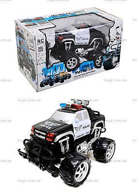 Радиоуправляемая машинка «Полицейский джип», С555-6-7