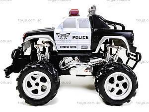 Радиоуправляемая машинка «Полицейский джип», С555-6-7, отзывы