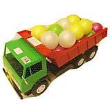 Машинка с шариками, 443 в.2, фото