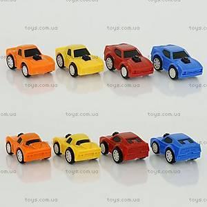 Машинка с инерцией, разные цвета, 30022