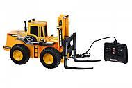 Машинка Same Toy серии «Super Loader» Трактор вилочный погрузчик (S929Ut), S929Ut, купить