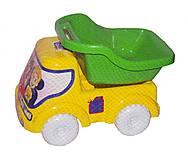 Машинка самосвал № 1 (желтый), 3681, купить