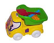 Машинка самосвал № 2 (зеленый), 3682, купить
