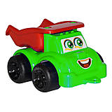 Машинка-самосвал «Формула Максик Технок» салатовая, , игрушки