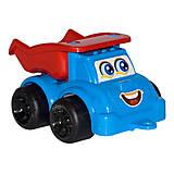 Машинка-самосвал «Формула Максик Технок» синяя, , toys.com.ua