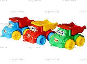 Машинка «Самосвал Максик», 0953, toys