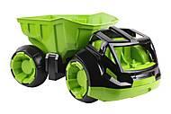 Машинка Самосвал, зеленый Технок, 6238, отзывы