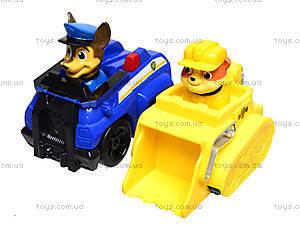 Игрушечная машинка с героем «Щенячий патруль», 8888, цена