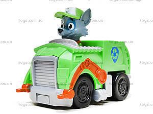Игрушечная машинка с героем «Щенячий патруль», 8888, игрушки