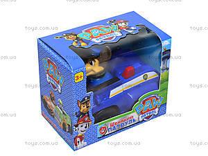 Игрушечная машинка с героем «Щенячий патруль», 8888, детские игрушки