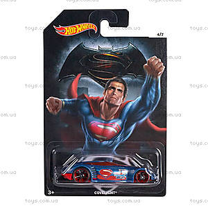 Машинка Hot Wheels серии «Бэтмен против Супермена», DJL47, отзывы