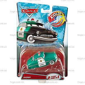 Машинка серии «Измени цвет» из м/ф «Тачки», CKD15, купить