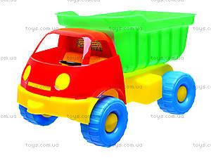 Машинка-грузовик «Смайлик», , детские игрушки