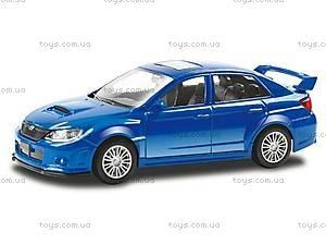 Коллекционная машинка Subaru WRX, 444006
