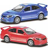 Коллекционная модель Subaru WRX, 354014, купить