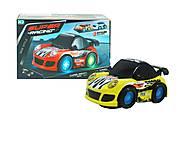 Машинка «Super Racing» желтый, 17058, фото