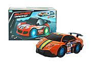 Машинка «Super Racing» оранжевая, 17058, отзывы