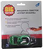 Машинка-свисток «Супер-мобиль», SL001, купить