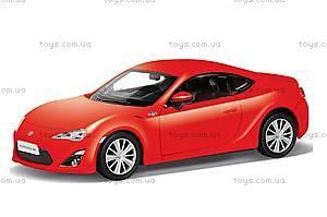 Коллекционная машинка Toyota 86, 554020