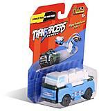 """Машинка трансформер 2 в 1 """"Trans Racers"""", автоцистерна и пикап внедорожник, YW463875-13"""