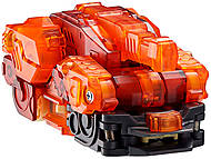 Машинка-трансформер SCREECHERS WILD! L 2 - СПАЙКСТРИП, EU683125, детские игрушки