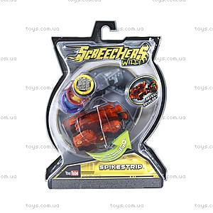 Машинка-трансформер SCREECHERS WILD! L 2 - СПАЙКСТРИП, EU683125