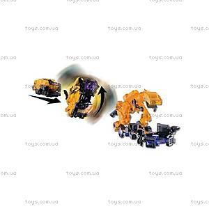 Машинка-трансформер SCREECHERS WILD! L 2 ТИ-РЕККЕР, EU683121