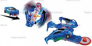 Машинка-трансформер Screechers Wild L1 Джейхок синий, EU683111, купить